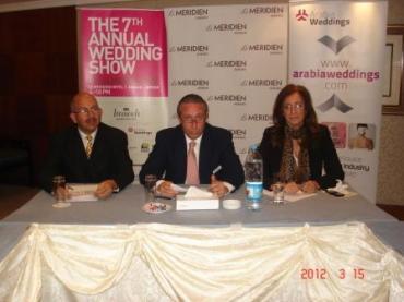 Jordan's 7th annual wedding show